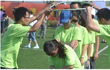 竞赛类亲子互动项目:卓越圈